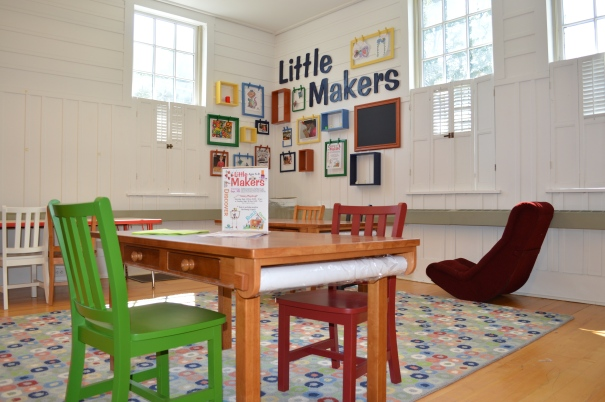 FFL Little Makers area!