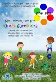 Smartplay for Pre-Schoolers