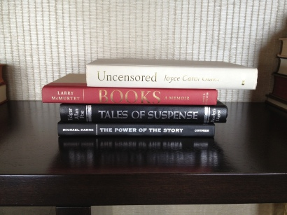 Uncensored/ Books/ Tales of Suspense/ The Power of the Story